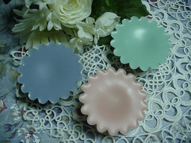 Scalloped Soy Wax Tarts