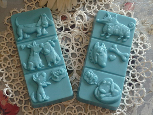 Puppy Dog Soap